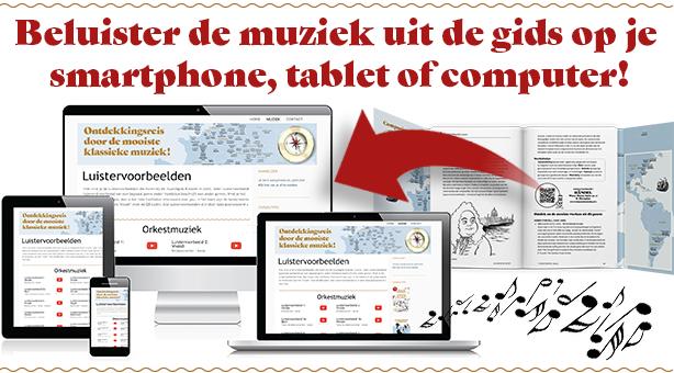 Klassiek In Zicht, het klassieke muziek boek wat je Moet hebben!. Een onmisbaar boek voor Jong en voor Oud